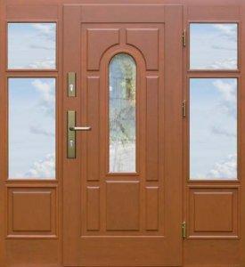 Drzwi zewnetrzne N 05S