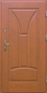 Drzwi zewnętrzne N 09
