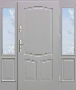 Drzwi zewnętrzne N 32